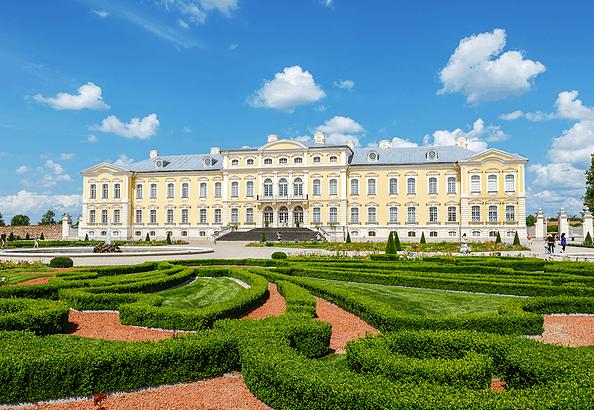 Schloss Riga Lettland